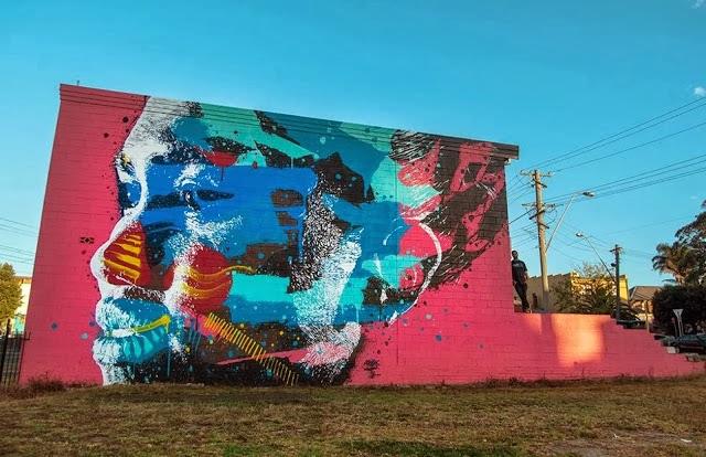 Street art by Askew1.