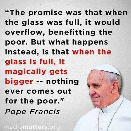 TRICKLE-DOWN THEORY