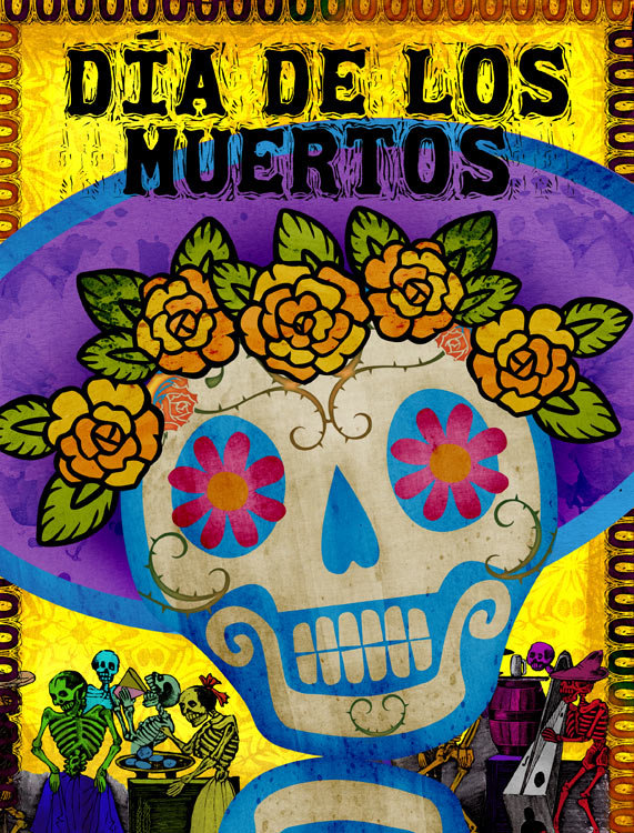 el dia de los muertos the In many parts of mexico, south america, and the united states, el día de los  muertos, or the day of the dead, is a time to honor and celebrate deceased loved .