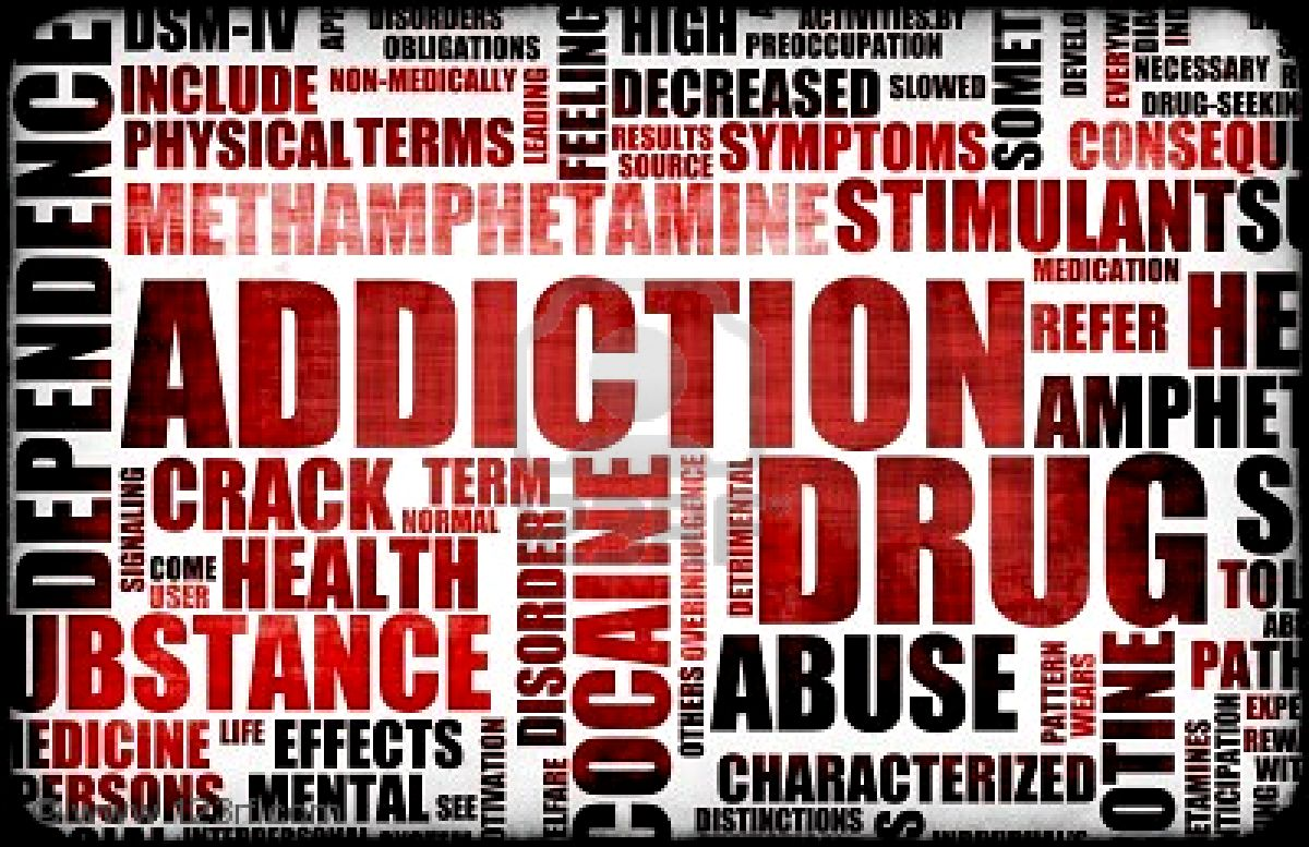 the dangers associated with drug addiction Introduction analysis of the family environment of young people in danger of  drug addiction indicates several alarming signals: (1) very often, young people  stay.