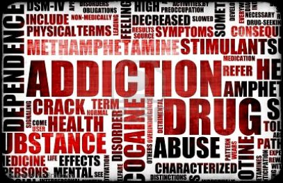 5059375-red-drug-addiction-dangers-grunge-warning-concept