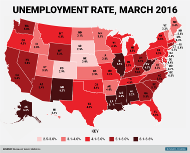 state-unemployment-rates-march-2016