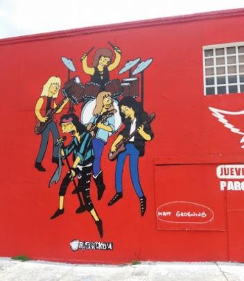 #streetart in Colombia by Graffiti D.C.