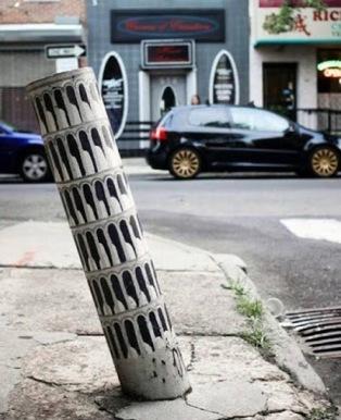 #streetart in Philadelphia, USA. Photo by StreetArtNews
